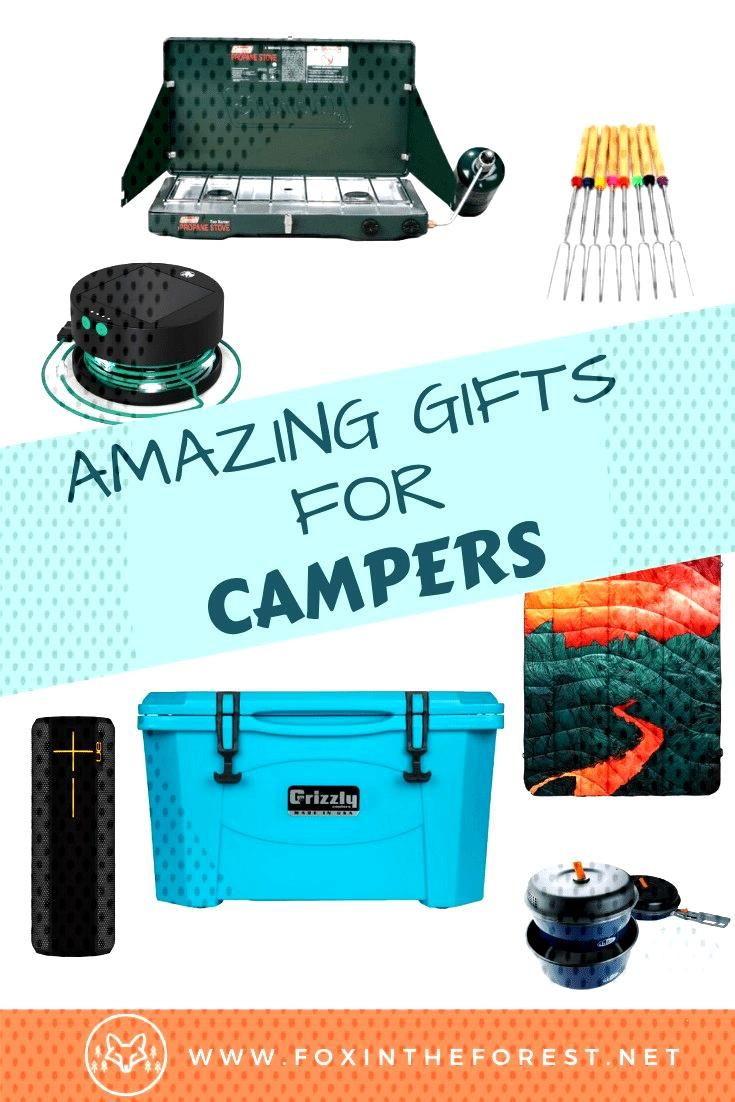 The best camping gear....