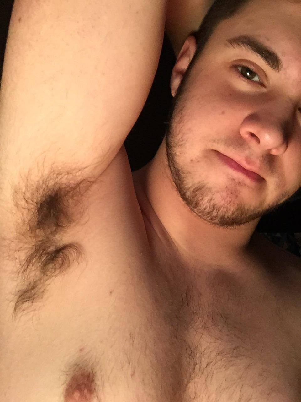 armpits Mens paradise hairy