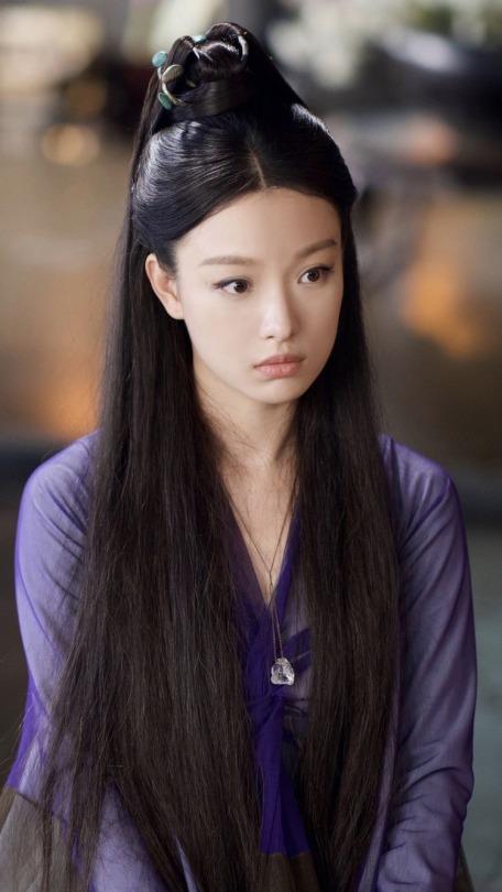 Desert Rose Beautiful Chinese Women Chinese Hairstyle Chinese Beauty