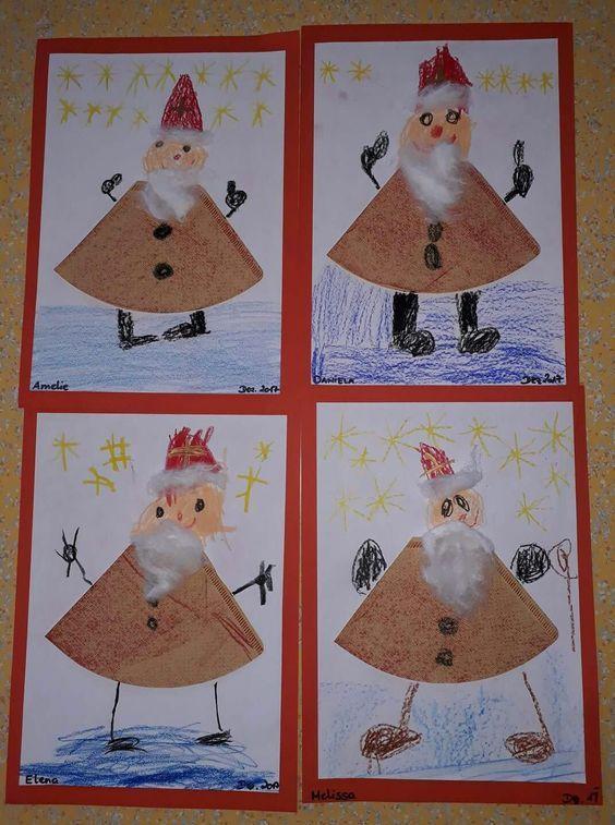 Nikolaus-Special: Last Minute Geschenke & Bastel-Ideen für Kids • style-pray-love #preschoolers