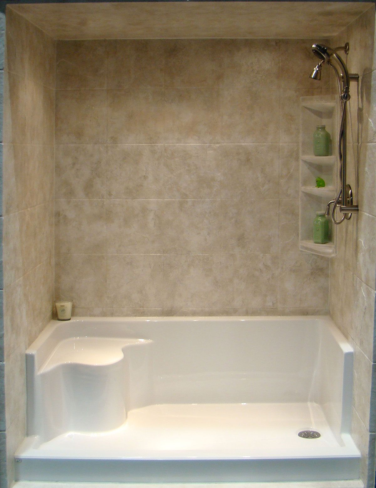 Replace Mobile Home Tub With Shower With Images Mobile Home