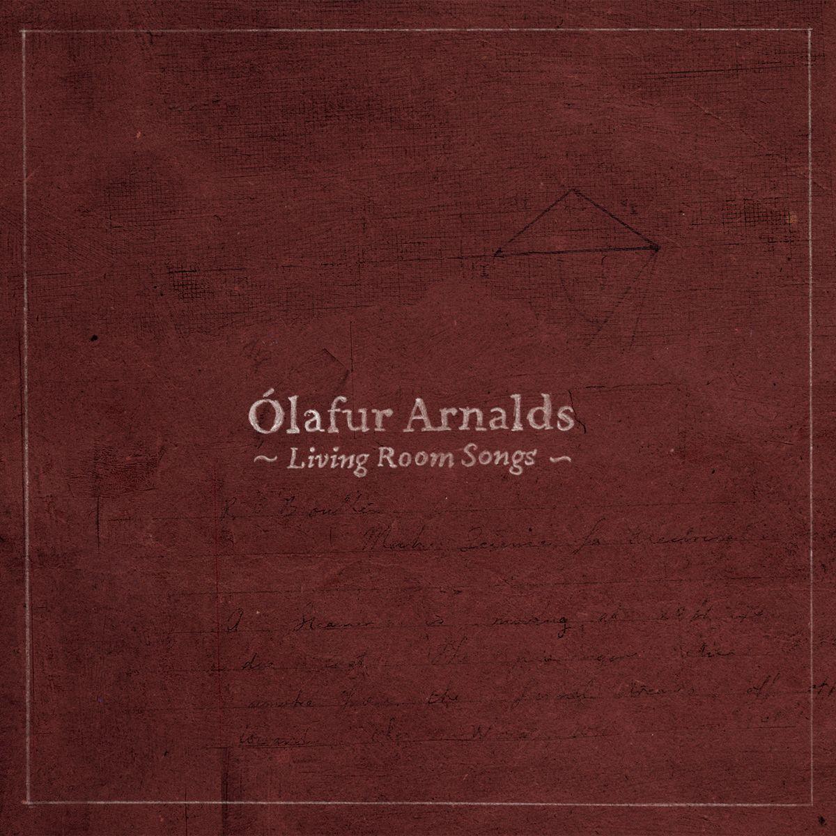 Ólafur Arnalds   Living Room Songs