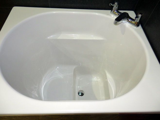 The Asagi Bath Compact Range Japanese Deep Soaking Tub FREE 7 Colour ...