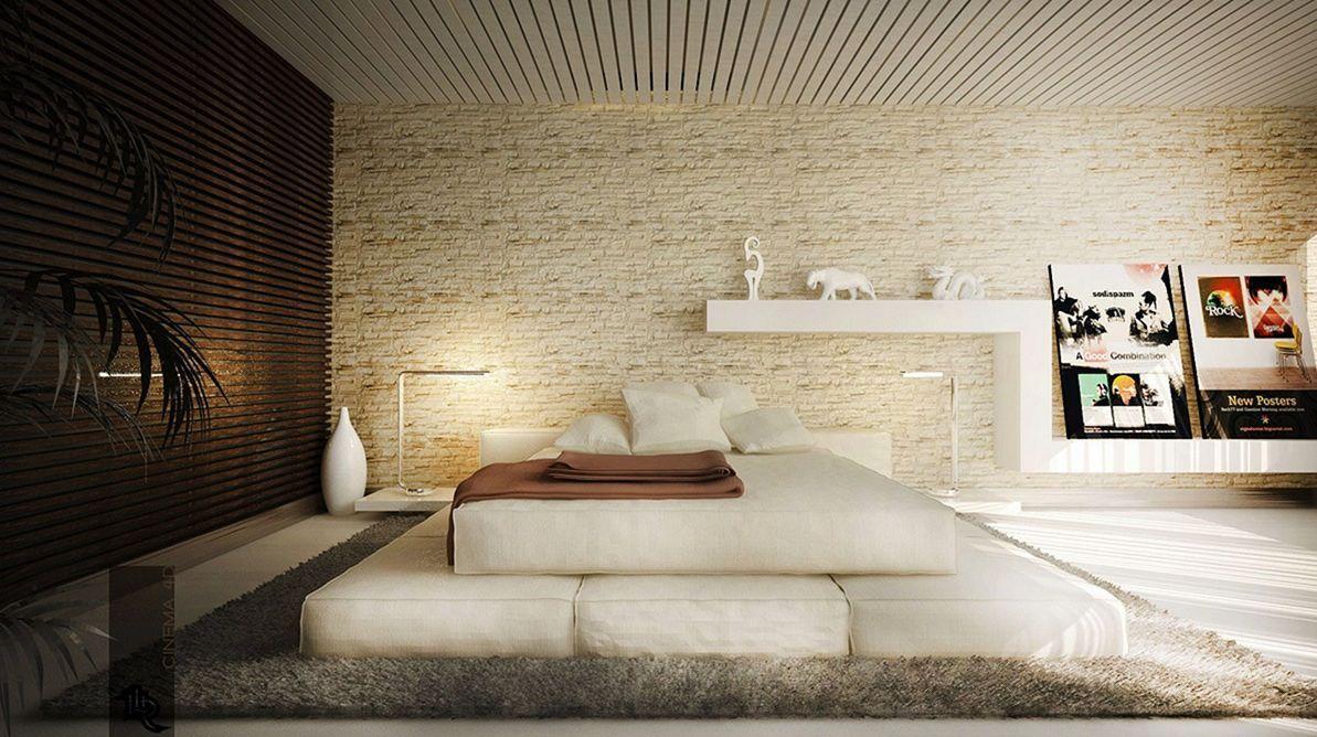 Outstanding 20 Astonishing Modern Bedroom Decoration For