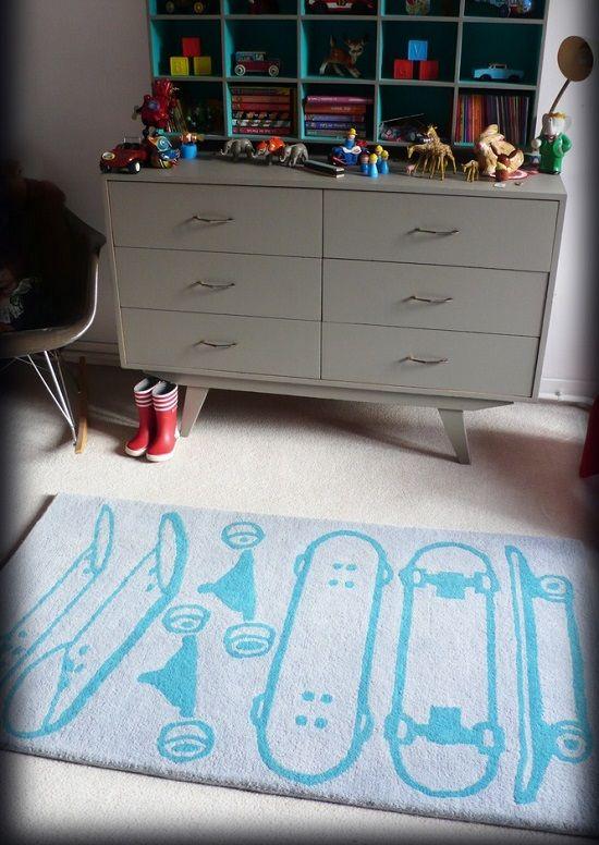 Alfombras para decorar habitaci n infantil de le ons de - Alfombras habitacion ninos ...