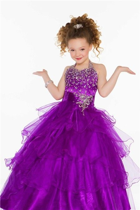 10  images about Little girls party dresses on Pinterest  Girls ...