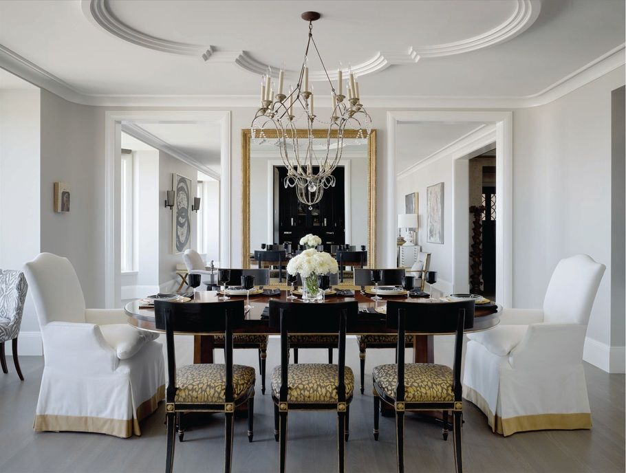 Vt Interiors Library Of Inspirational Images High Glamour Gold Dining Room Luxury Dining Room Dining Room Design