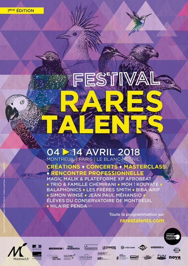 festival 6 avril 2018