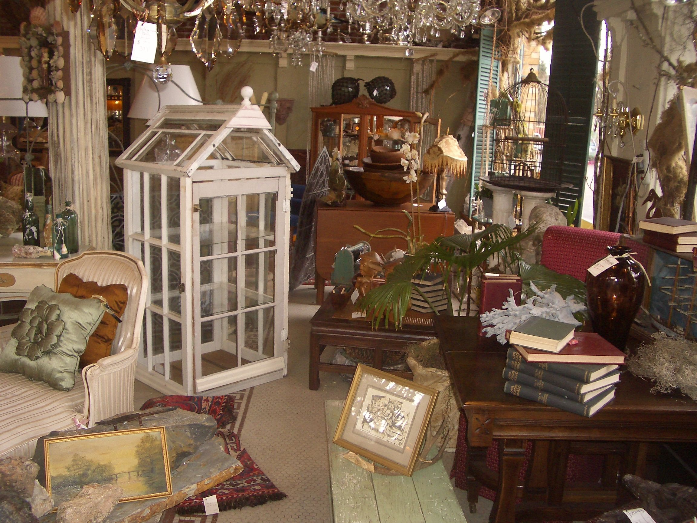 Antique Store Display Ideas The Shop