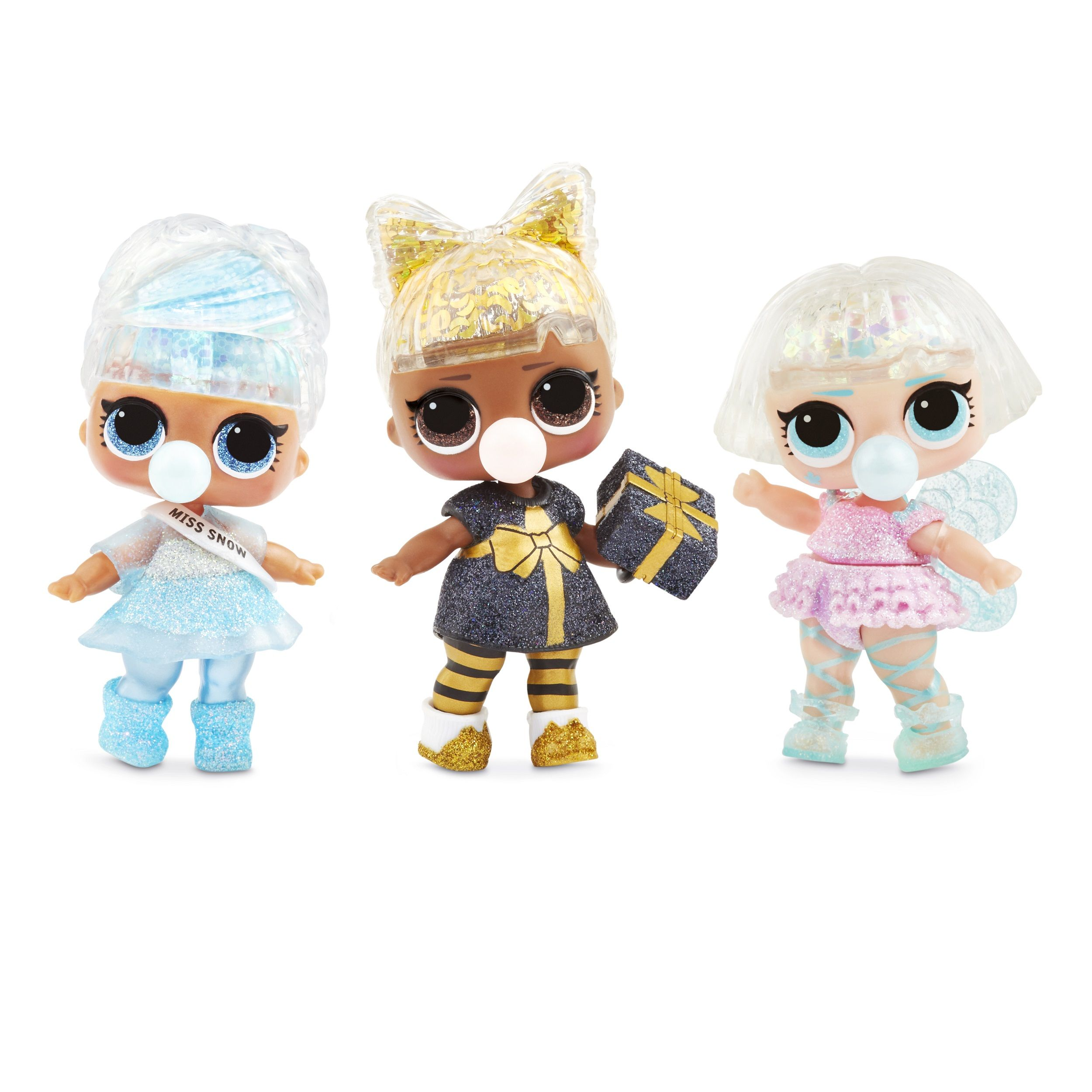 L O L Surprise 2 In 1 Glamper Fashion Camper With 55 Surprises Walmart Com Lol Dolls Kitty Glitter Globes