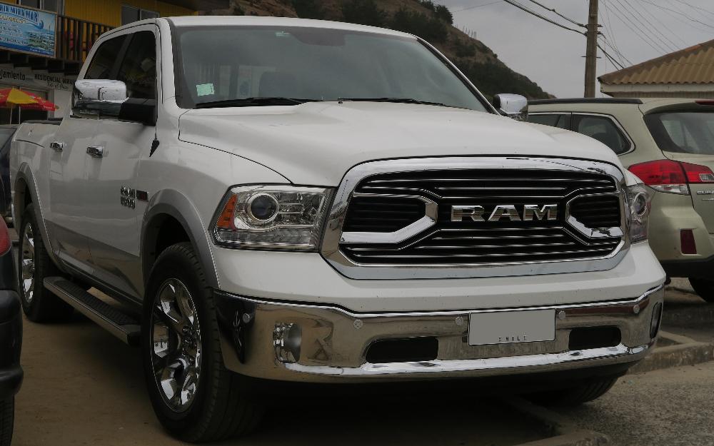 Ram 1500 Laramie EcoDiesel 2019 in 2020 Ram 1500
