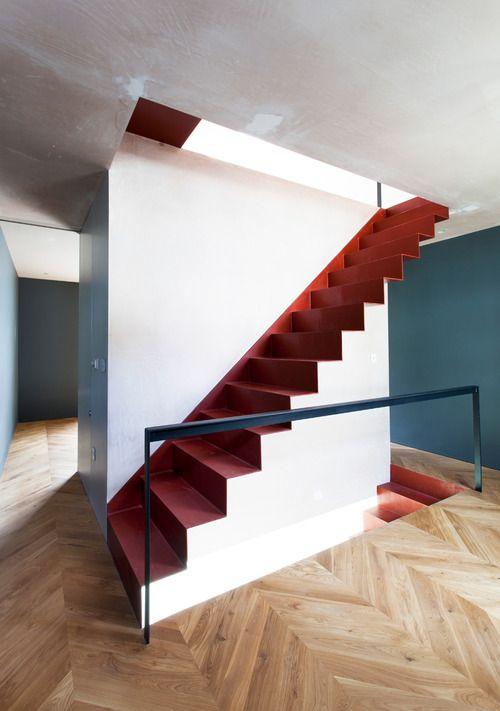 Diseño de escaleras #62 Escaleras Pinterest Diseño de escalera - diseo de escaleras interiores