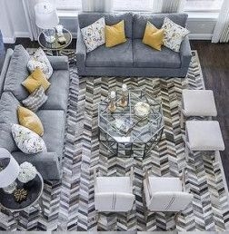 29+ Ideas Living Room Decor Yellow And Grey Floors #roomdecor #livingroom #curtain living room #Decor #Floors #Grey #Ideas #Living #Room #yellow