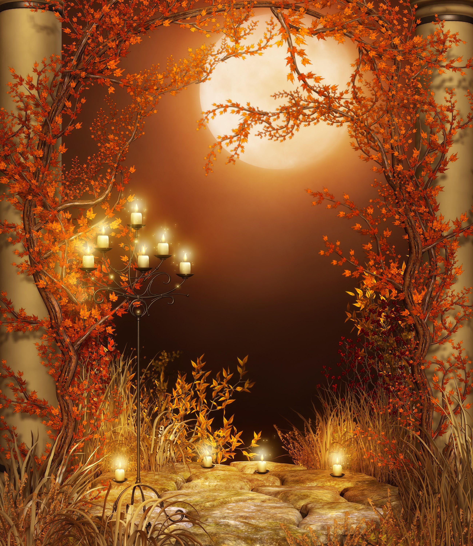 *Coleccion gotico autumn 3 *   Клипарт   Photo booth ...