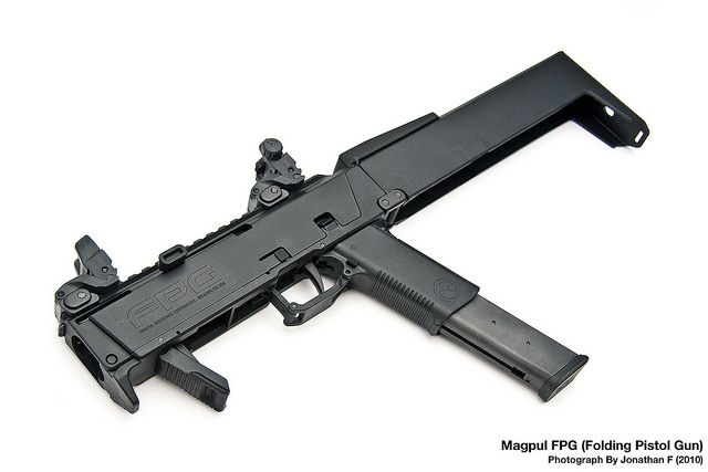 magpul fpg 9mm by redfire motion group via flickr guns