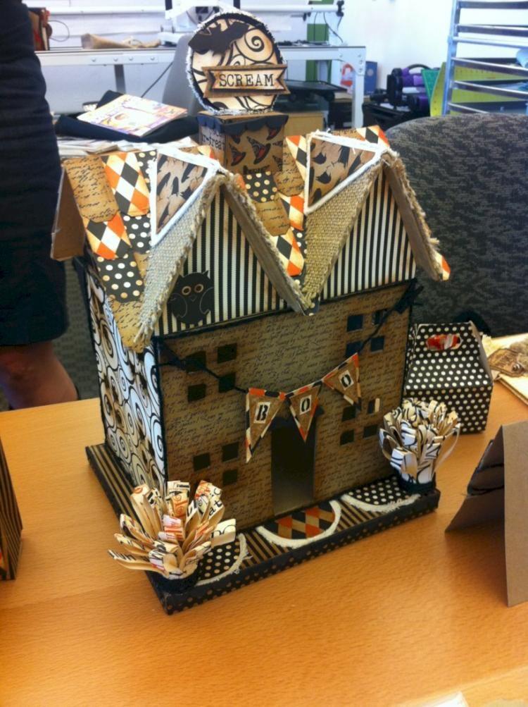 40+ FABULOUS SCARY HALLOWEEN HAUNTED HOUSE DECORATION IDEAS - halloween house decorating ideas