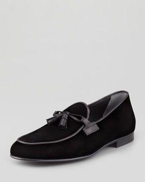 8f3a2d8e00c5e Tom Ford Orson Velvet Tassel Loafer on shopstyle.com | Mezlan ...
