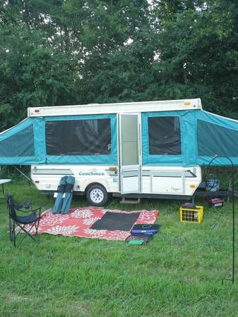 We Have A 1992 Coachman Clipper Popup Its In Good Condition