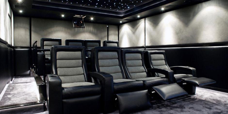 Cinema Electric reclining seats & Cinema Electric reclining seats | Home theatre ideas (moziszoba ... islam-shia.org
