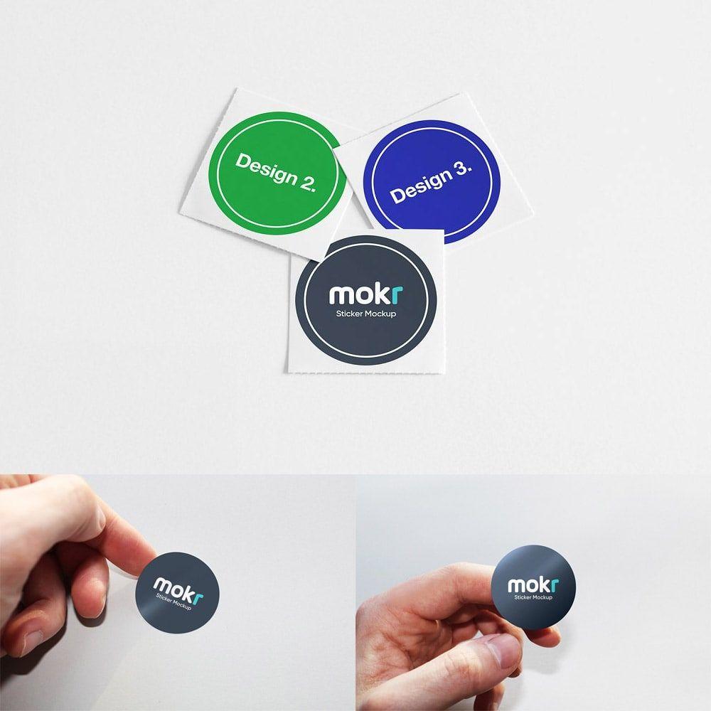 25 Best Sticker Mockup Psd Free Premium 2021 Hotskills Mockup Mockup Free Psd Stickers