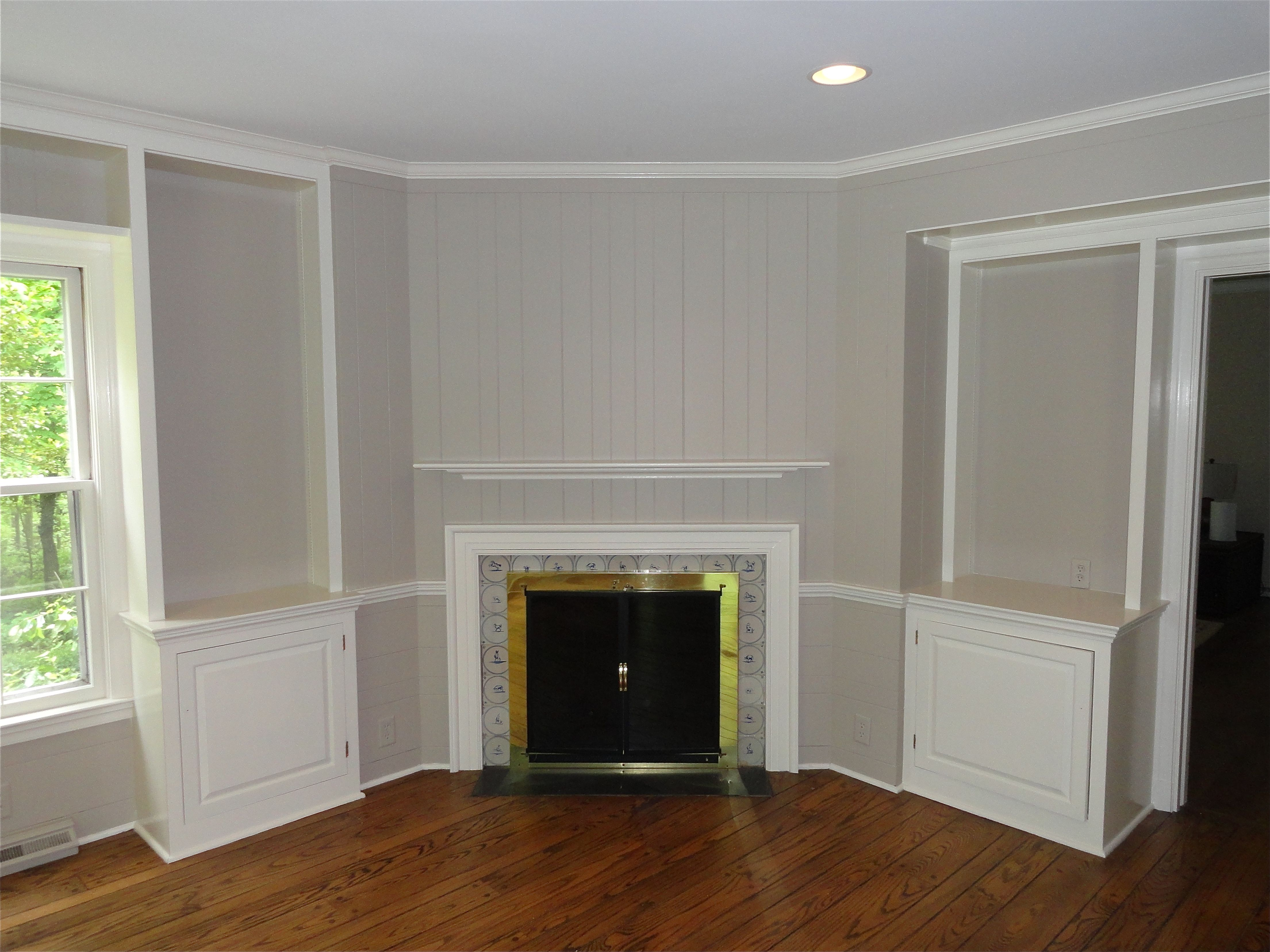 Painting over wood paneling before and after - Best 20 Painting Wood Paneling Ideas On Pinterest White Wood Paneling Paneling Makeover And Paint Wood Paneling