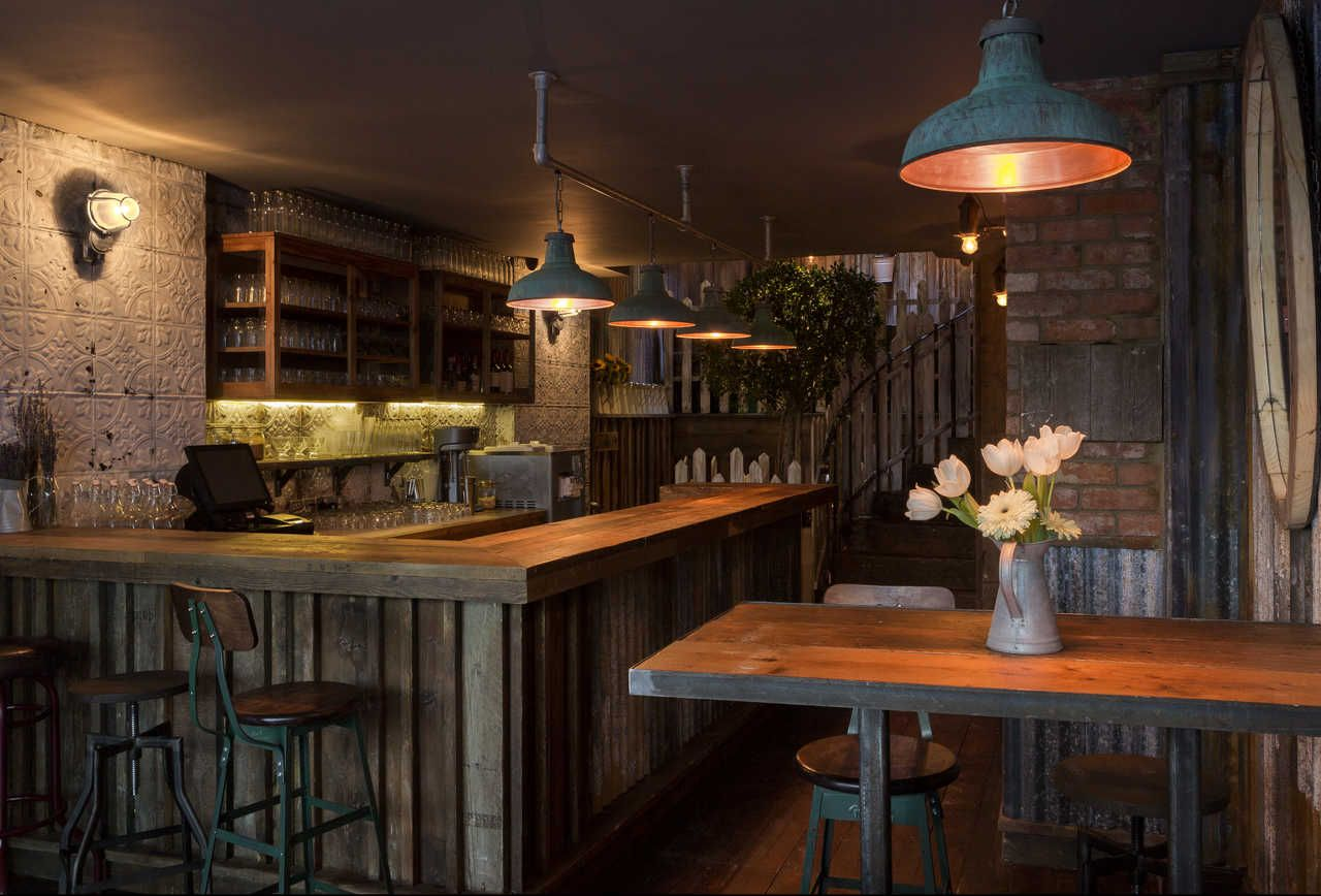 8 New London Restaurants You Need To Check Out Immediately Bar Design Restaurant Restaurant Interior Bar Design