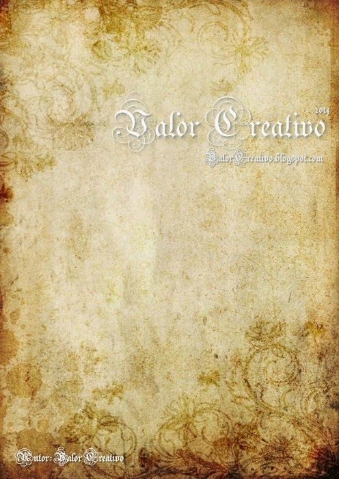 Valor Creativo: Portadas Word | Plantillas-Sepia | Pinterest ...