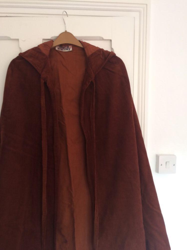 Brown corduroy cloak edsUy
