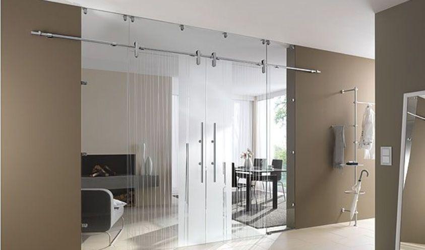 Sliding Glass Doors  Made To Measure   Modern   Internal Doors   East  Anglia     Made To Measure Doors