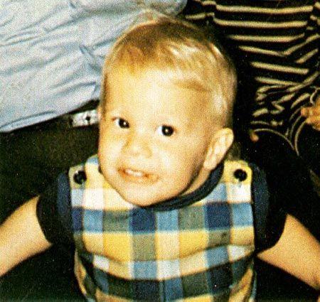 David Boreanaz ( from Bones)baby photo
