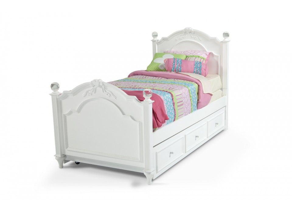 Madelyn Full Bed With Trundle Full Bed With Trundle Kids Bed