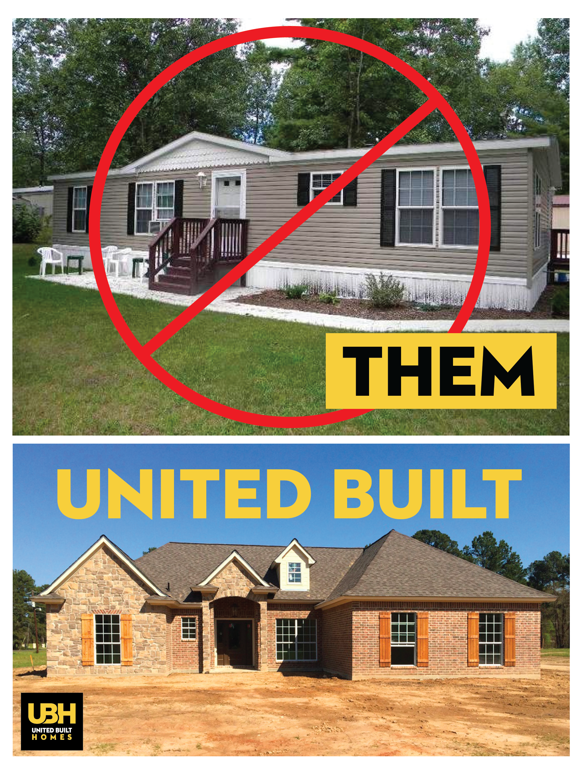 We Are Frequently Asked If We Sell Manufactured Homes At United Built Homes We Only Build Stick Built Homes A Prefabricated Houses Custom Homes Modular Homes