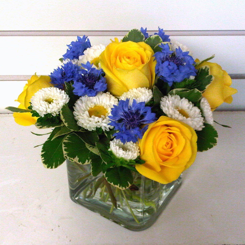 Galleries Yellow Flower Arrangements
