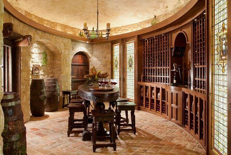 Reussir L Amenagement De Ma Cave A Vin Cave A Vin Salle De Degustation