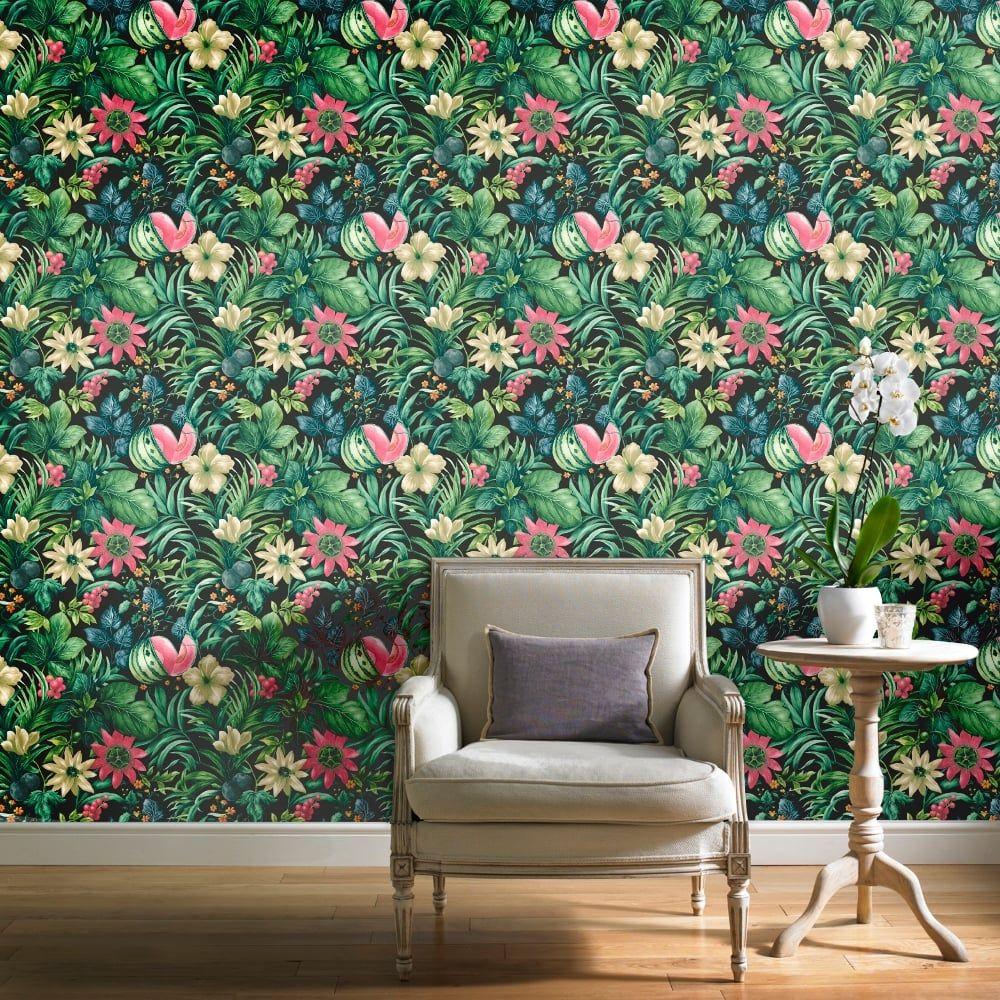 znalezione obrazy dla zapytania botanical grandeco | tapety, Wohnzimmer dekoo