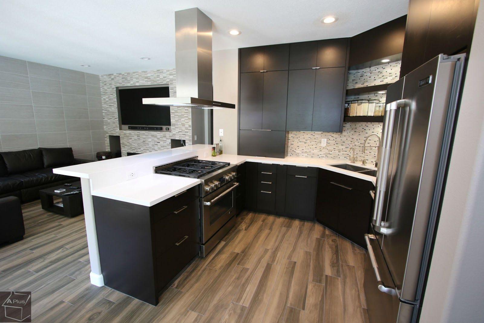 Kitchen Designer Orange County Adorable Design Build Modern Kitchen Remodel In Chino Hills  124  Dove Inspiration Design