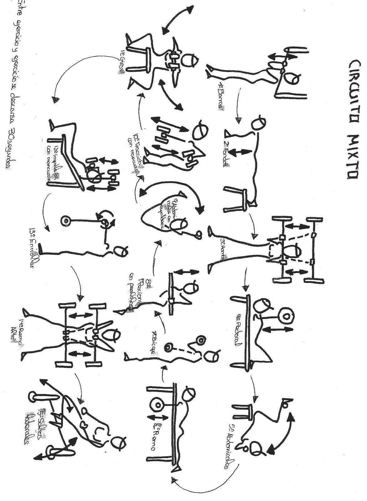 Tipos de saltos en cuerda buscar con google exercicis - Tipos de cuerdas ...
