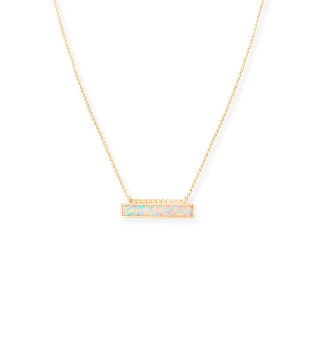Kendra scott mackenzie pendant necklace in gold pendants gold and