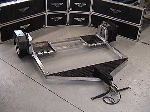 how to build a car dolly