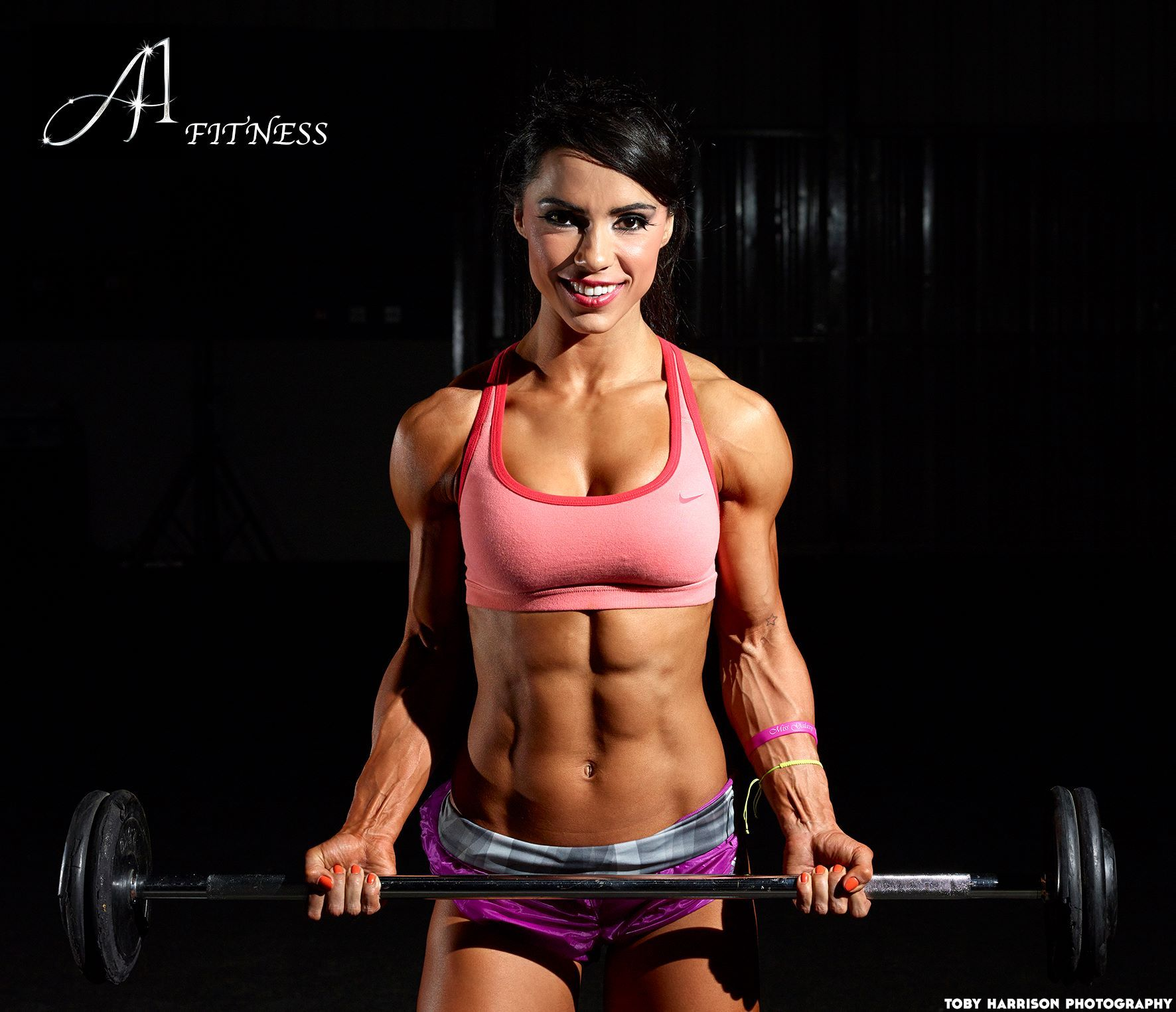 Very inspirational physique... Andreia Brazier ...