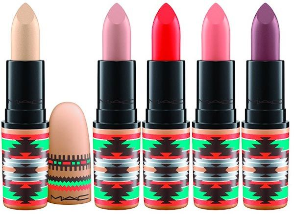 MAC Vibe Tribe Summer 2016 Makeup Collection