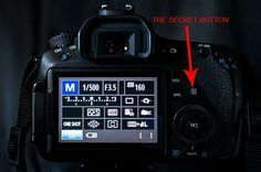 The Q Button – What Every Canon DSLR Photographer Needs to Know - http://hobbies-that-make-money.com/2014/12/08/the-q-button-what-every-canon-dslr-photographer-needs-to-know/