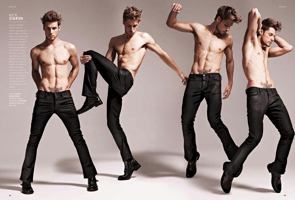 Calvin Klein grrrr!!!