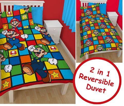 Mario Bros Bedroom Ideas! - Wall Art Kids images