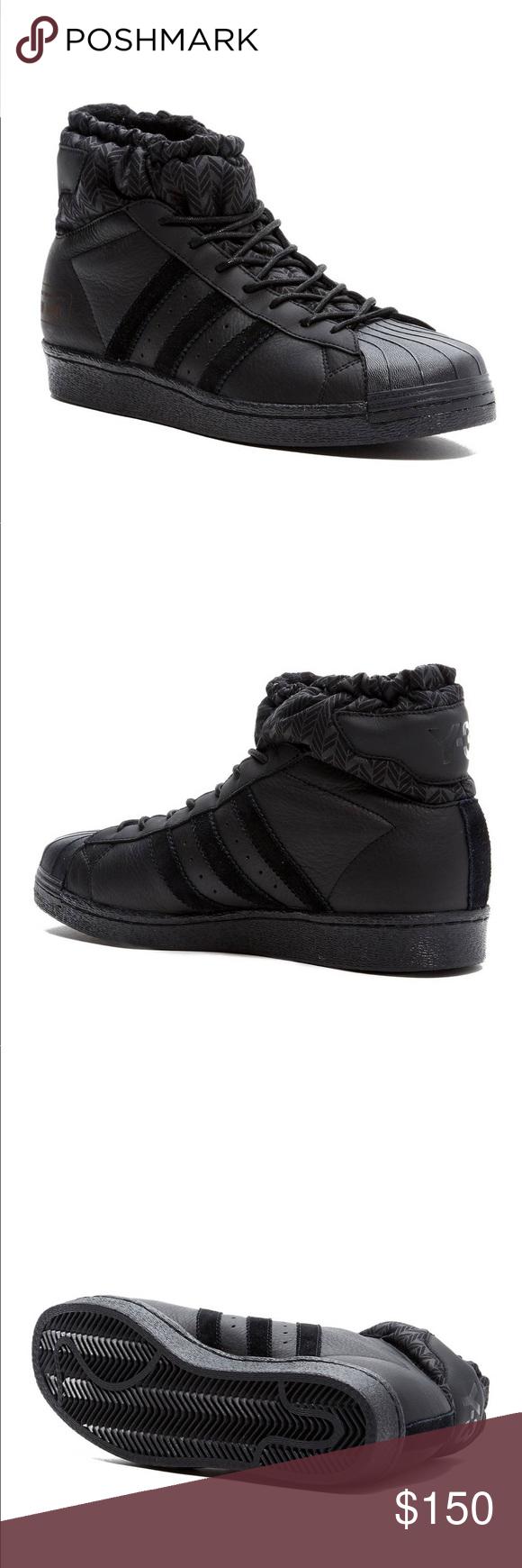 b588406810af7 Snow Model All Black Y-3 Hightop Sneakers Brand New. Box