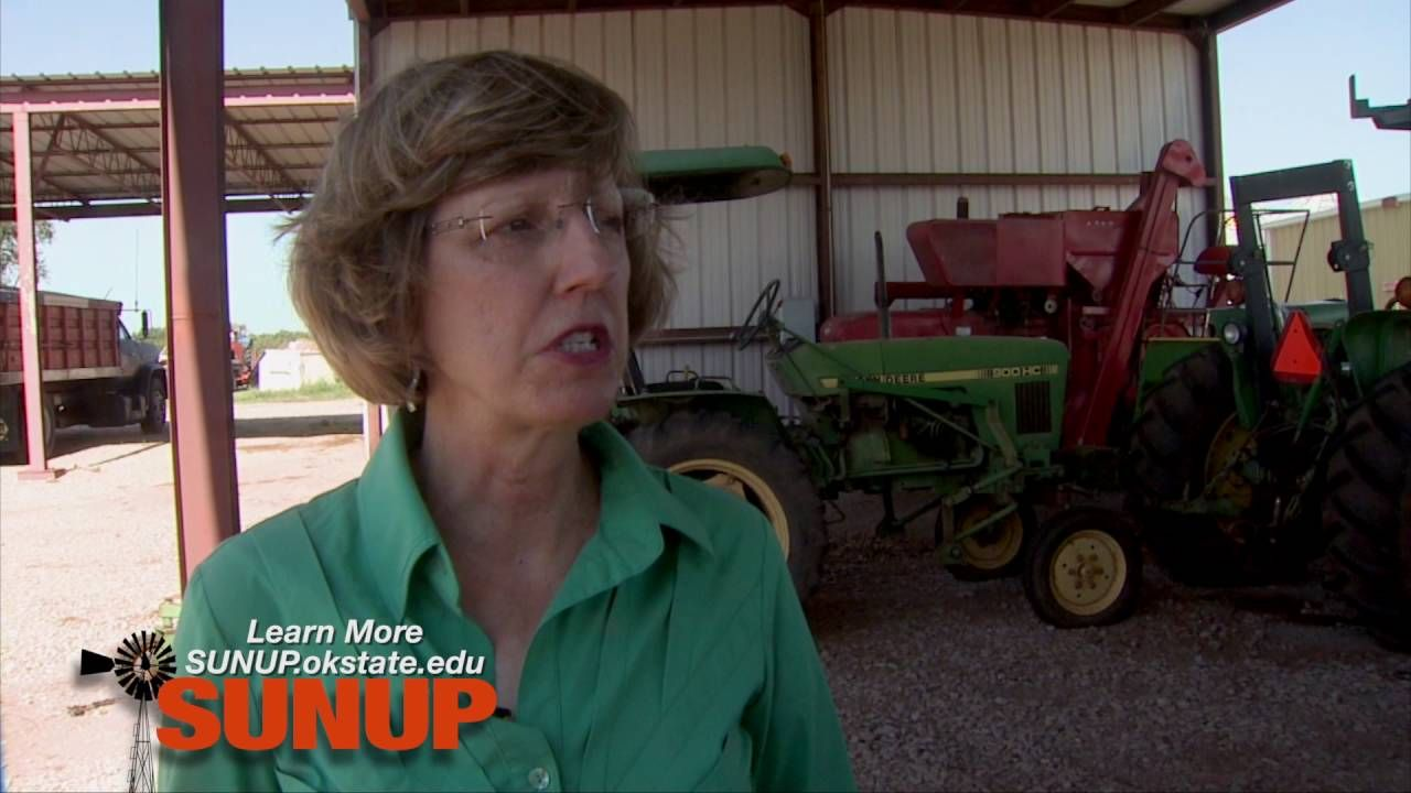 Damona Doye discusses how managing the cost of production on the farm or ranch can lead to long-term financial success and the upcoming Women in Agriculture and Small Business Conference.