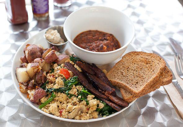 The Top 10 Restaurants For Vegetarian Brunch In Toronto Blogto Vegetarian Brunch Brunch Restaurants Vegetarian