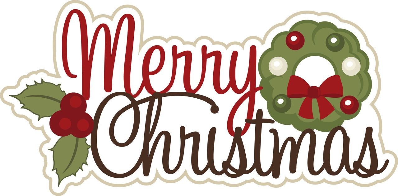 Merry Christmas Clip Art.Pin By Alison Haan On 4 Titles Merry Christmas Banner