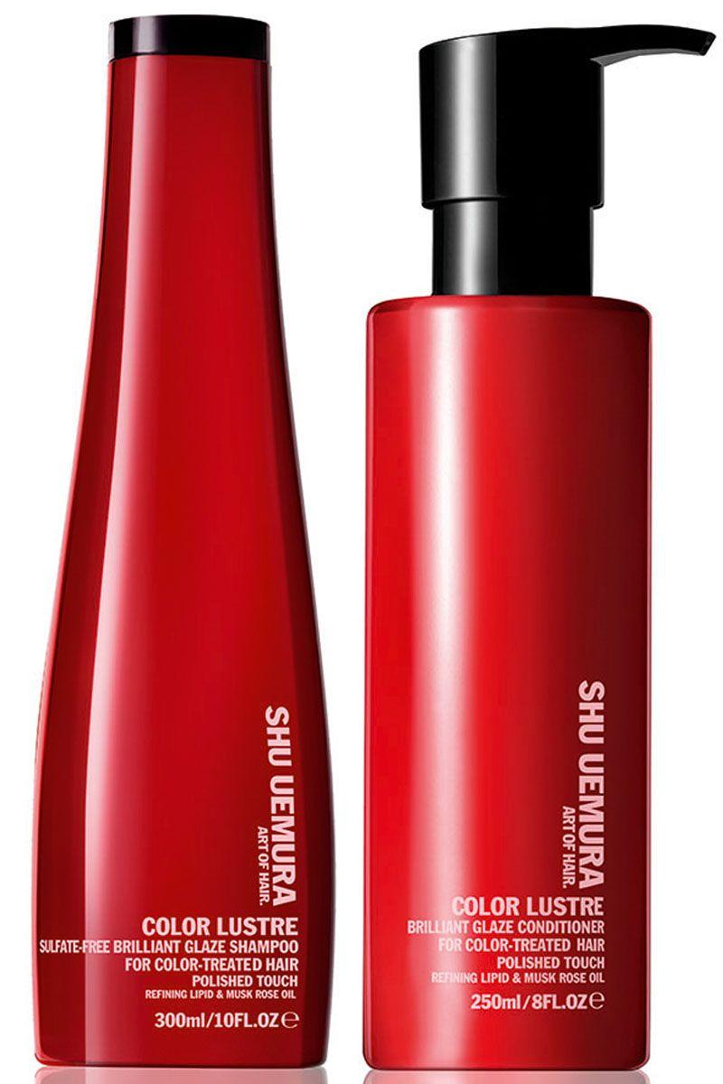 Shu Uemura Color Lustre Brilliant Glaze Shampoo 48 And