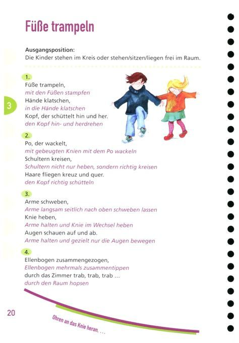 Bewegungsspiele zum kennenlernen kindergarten